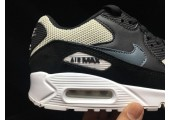 Кроссовки Nike Air Max 90 Essential Black/Dark Grey/Chrome - Фото 4