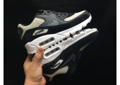 Кроссовки Nike Air Max 90 Essential Black/Dark Grey/Chrome - Фото 10