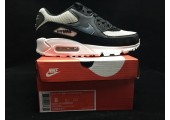 Кроссовки Nike Air Max 90 Essential Black/Dark Grey/Chrome - Фото 1