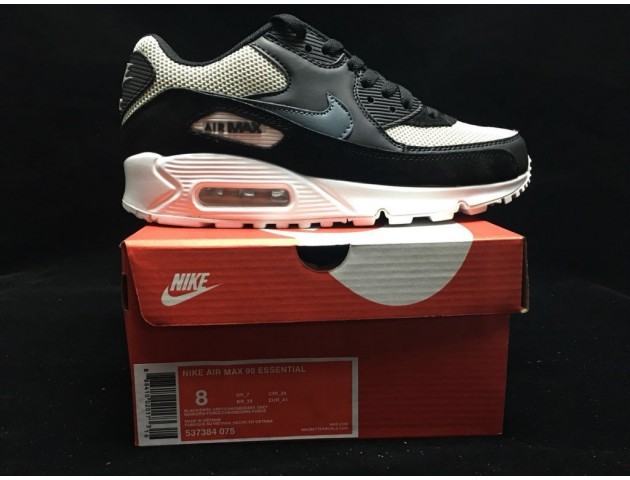 Кроссовки Nike Air Max 90 Essential Black/Dark Grey/Chrome