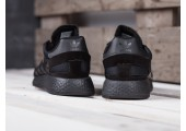 Кроссовки Adidas Iniki Runner Triple Black - Фото 2