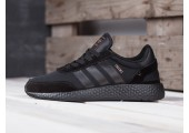 Кроссовки Adidas Iniki Runner Triple Black - Фото 3