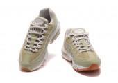 Кроссовки Nike Air Max 95 Essentia Khaki/White - Фото 2