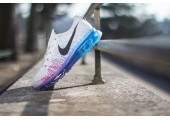 Кроссовки Nike Air Max Flyknit Wolf Grey - Фото 4