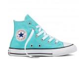 Кеды Converse All Star Chuck Taylor High Turquoise - Фото 1