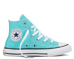 Кеды Converse All Star Chuck Taylor High Turquoise