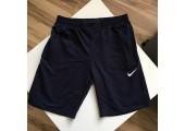 Мужские темно-синие шорты Nike - Фото 2