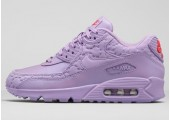 Кроссовки Nike Air Max 90 Desert Pack Paris - Macarons - Фото 2