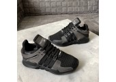 Кроссовки Adidas Equipment Support ADV All Black - Фото 5
