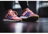 Кроссовки Adidas Iniki Runner Rose - Фото 3