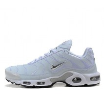 Кроссовки Nike Air Max TN Plus White/Silver