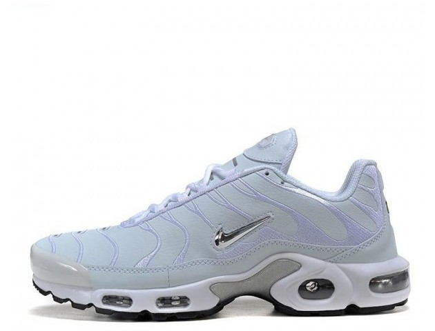 Кроссовки Nike Air Max TN Plus White/Silver