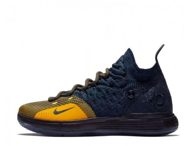 Баскетбольные кроссовки Nike KD 11 College Navy/University Gold