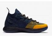 Баскетбольные кроссовки Nike KD 11 College Navy/University Gold - Фото 5