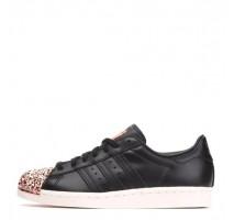 Кроссовки Adidas Superstar 80s Metal Toe Black