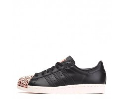Кроссовки Adidas Superstar 80s Metal Toe Black