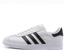Кроссовки Adidas Gazelle Vintage Leather White