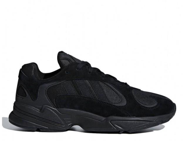 Кроссовки Adidas YUNG-1 Black