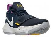 Кроссовки Nike PG 1 Obsidian - Фото 2