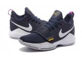 Кроссовки Nike PG 1 Obsidian - Фото 6