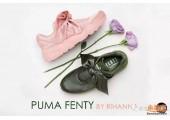 Кроссовки Puma х Rihanna Fenty Bow Sneaker Rose - Фото 2