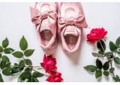 Кроссовки Puma х Rihanna Fenty Bow Sneaker Rose - Фото 4