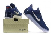 Кроссовки Nike Kobe AD Team Blue - Фото 4