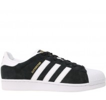 Кроссовки Adidas Superstar Black/White