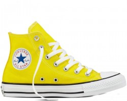 Кеды Converse All Star Chuck Taylor High Yellow