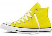 Кеды Converse All Star Chuck Taylor High Yellow - Фото 2