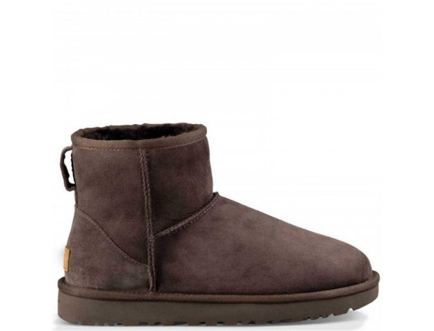 UGG CLASSIC MINI II BOOT CHOCOLATE