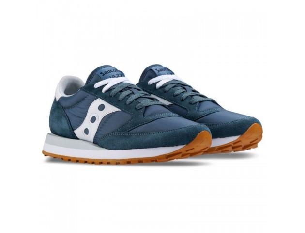 Оригинальные кроссовки Saucony Jazz Original Blue/White