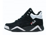 Кроссовки Fila Vita Black/White - Фото 1