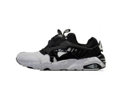 Кроссовки Puma Trinomic Disc Blaze Black And White