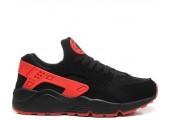 Кроссовки Nike Air Huarache Black/Red - Фото 1