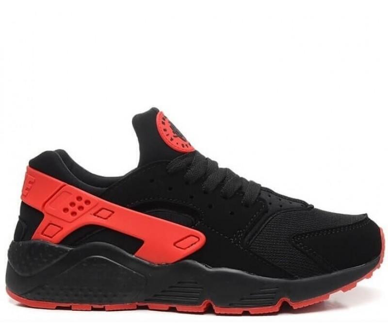 99f9b4d8 Кроссовки Nike Air Huarache Black/Red купить в Киеве, выгодная цена ...