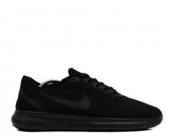 Кроссовки Nike Free RN Triple Black
