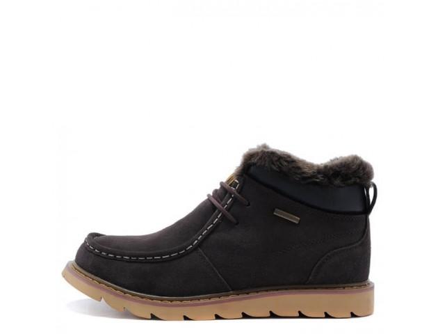 Ботинки Caterpillar Winter Boots Dark Brown