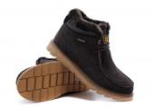 Ботинки Caterpillar Winter Boots Dark Brown - Фото 6