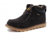 Ботинки Caterpillar Winter Boots Dark Brown - Фото 2