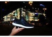 Кроссовки Adidas Ultra Boost Black - Фото 3