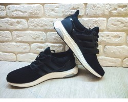 "Кроссовки Adidas Ultra Boost ""Black"""
