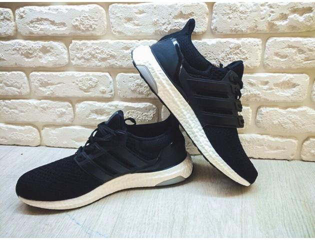 Кроссовки Adidas Ultra Boost Black