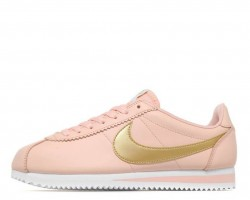 Кроссовки Nike Cortez Glitter Pack Rose/Gold