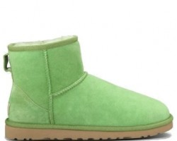 UGG CLASSIC MINI II BOOT GREEN