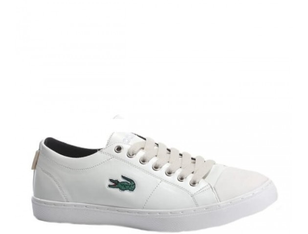 Кеды Lacoste City Series White