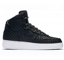 Кроссовки Nike Air Force 1 High LV8 Woven Black/White