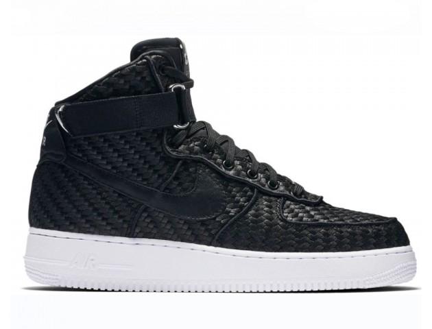Кроссовки Nike Air Force 1 High LV8 Woven Black/White