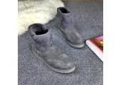 UGG Abree Mini Grey - Фото 2