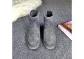 UGG Abree Mini Grey - Фото 4